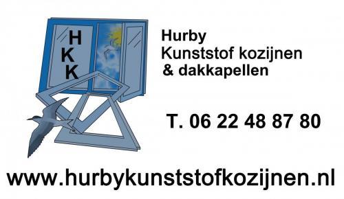 Hurby Kunststof Kozijnen